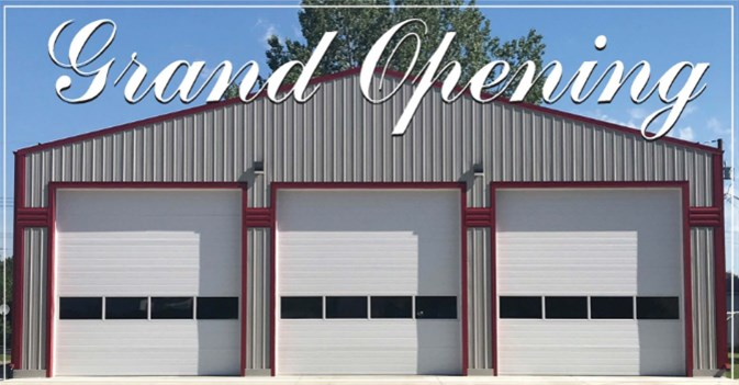 Barnwell Fire Station Grand Opening July 19