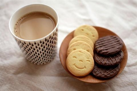 Coffee & Cookies Day at the Library - Feb 20