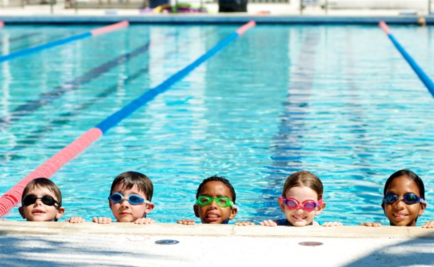 Summer swimming lesson registration opens June 9!