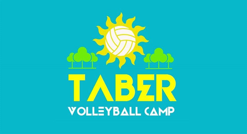 Taber Volleyball Camp August 20-24 at the MD!